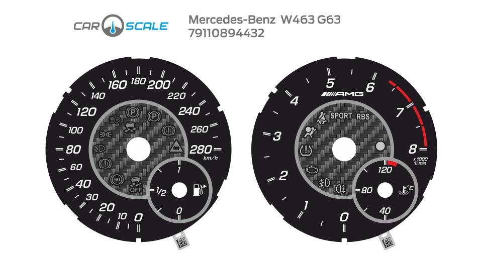 MERCEDES BENZ W463 G63 05