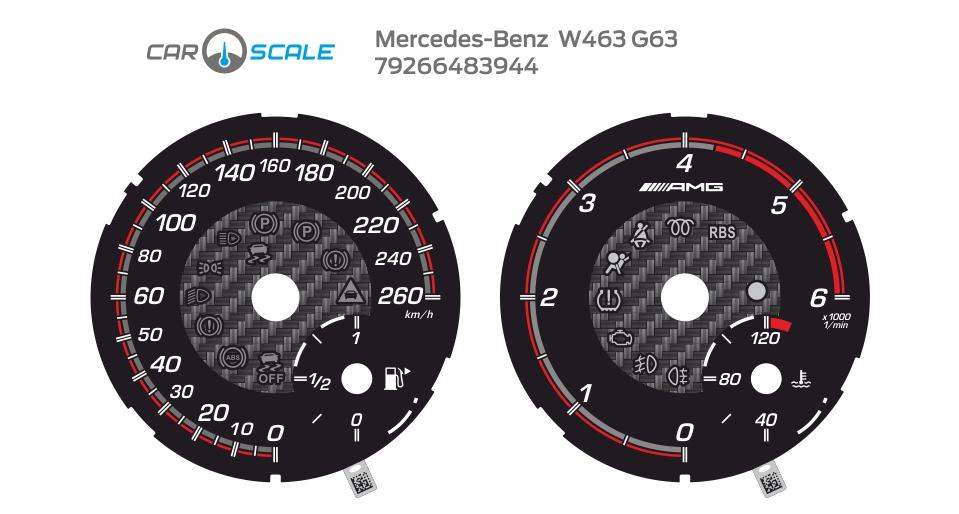 MERCEDES BENZ W463 G63 07