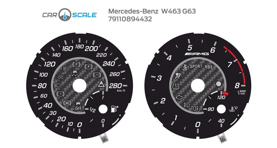 MERCEDES BENZ W463 G63 08