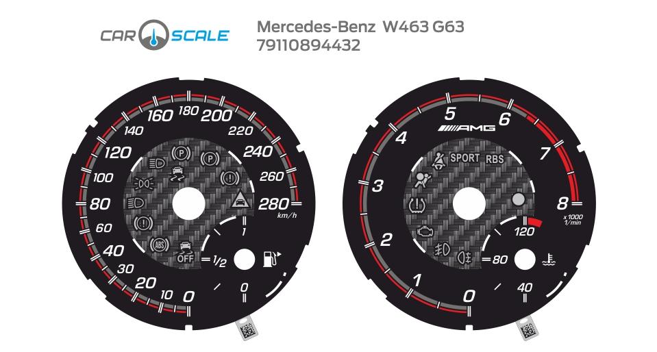 MERCEDES BENZ W463 G63 09