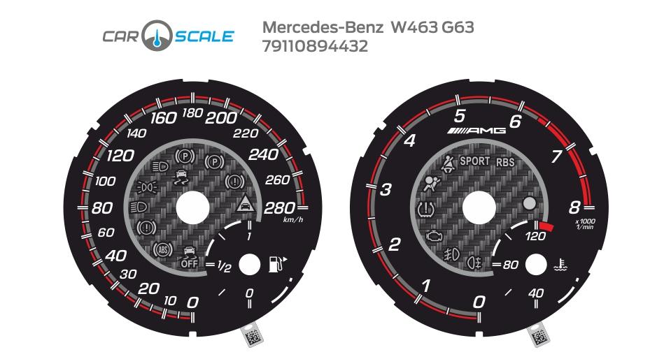 MERCEDES BENZ W463 G63 10