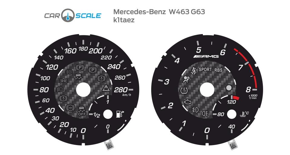 MERCEDES BENZ W463 G63 01