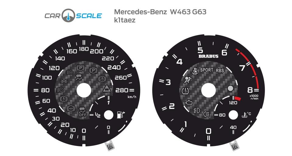 MERCEDES BENZ W463 G63 02