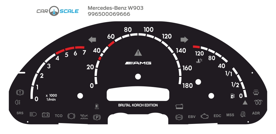 MERCEDES BENZ W903 02