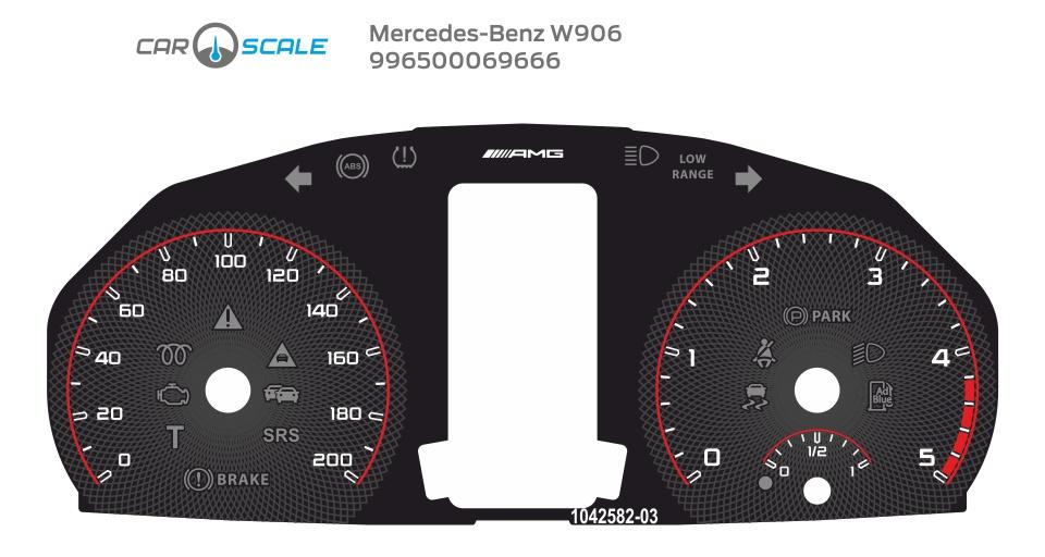 MERCEDES BENZ W906 09