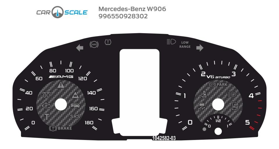MERCEDES BENZ W906 11