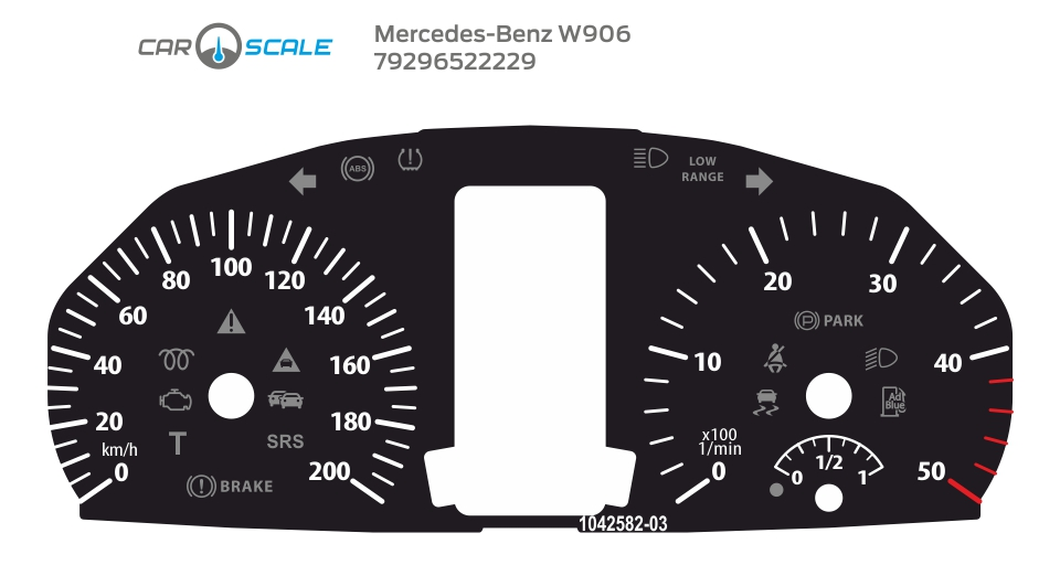 MERCEDES BENZ W906 05
