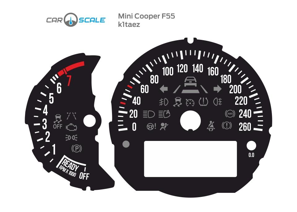 MINI COOPER F55 02