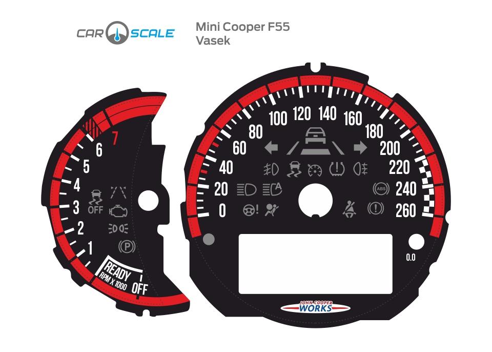 MINI COOPER F55 03