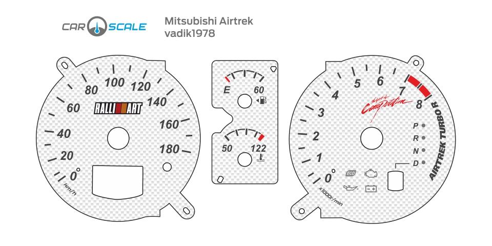 MITSUBISHI AIRTREK 01