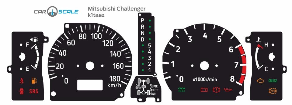 MITSUBISHI CHALLENGER 01