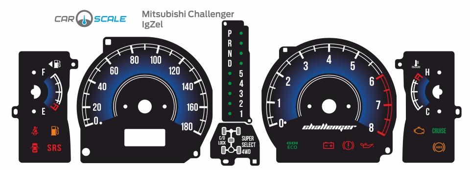 MITSUBISHI CHALLENGER 02