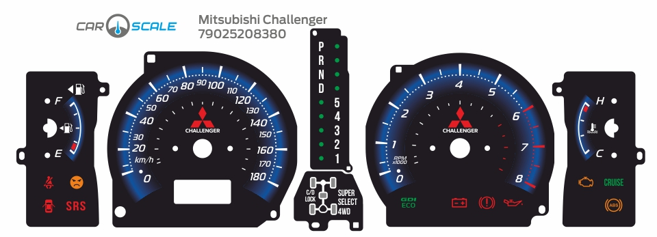 MITSUBISHI CHALLENGER 03