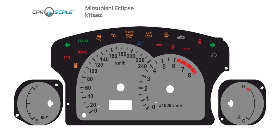 MITSUBISHI ECLIPSE 03