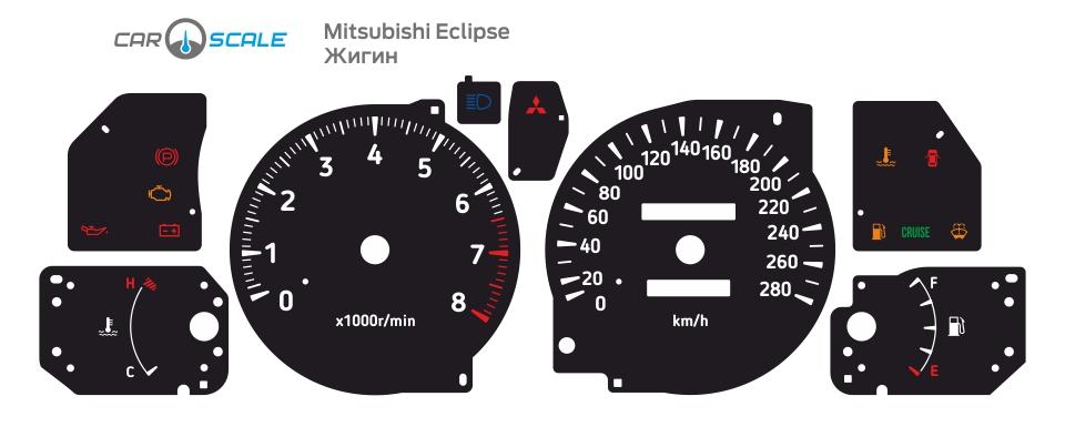 MITSUBISHI ECLIPSE 05