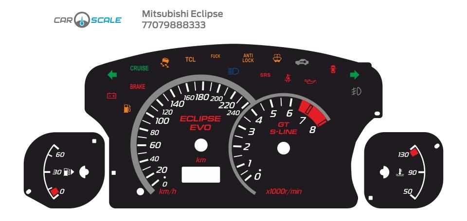 MITSUBISHI ECLIPSE 06