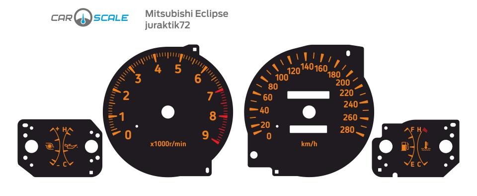 MITSUBISHI ECLIPSE 07