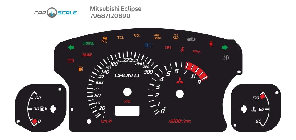 MITSUBISHI ECLIPSE 11
