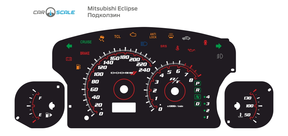 MITSUBISHI ECLIPSE 14