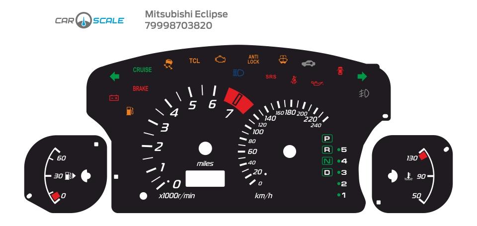 MITSUBISHI ECLIPSE 15
