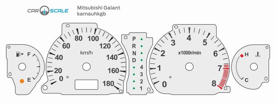 MITSUBISHI GALANT 06