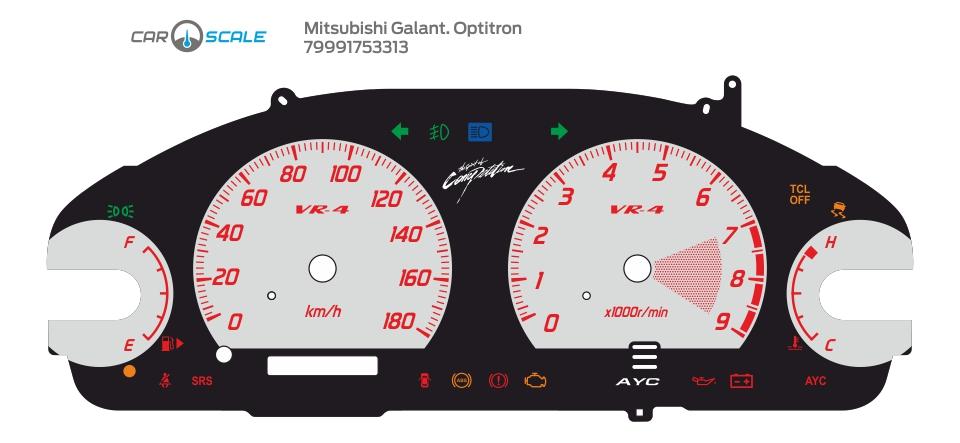 MITSUBISHI GALANT OPTITRON 05