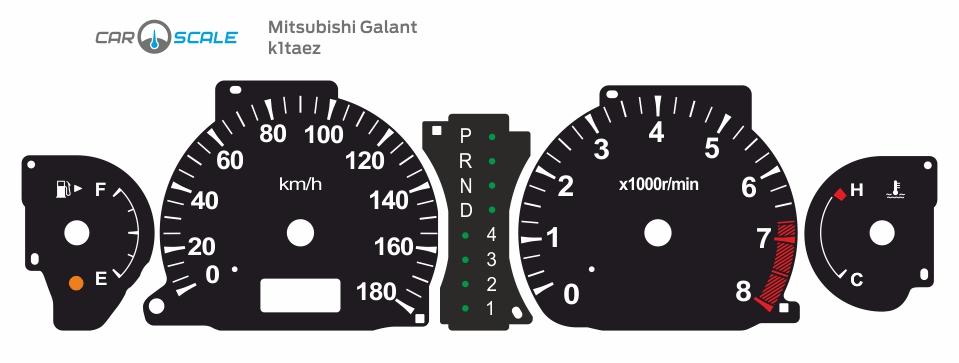 MITSUBISHI GALANT 01