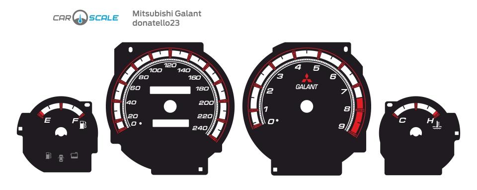 MITSUBISHI GALANT 05