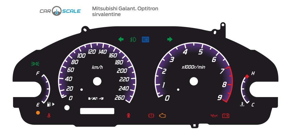 MITSUBISHI GALANT OPTITRON 03