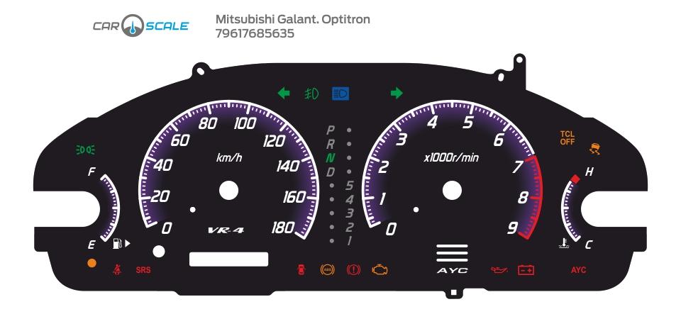 MITSUBISHI GALANT OPTITRON 04