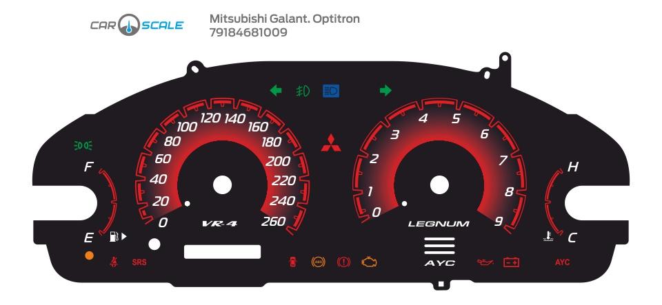 MITSUBISHI GALANT OPTITRON 06