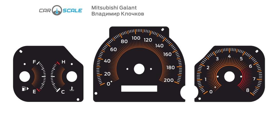 MITSUBISHI GALANT USA 02