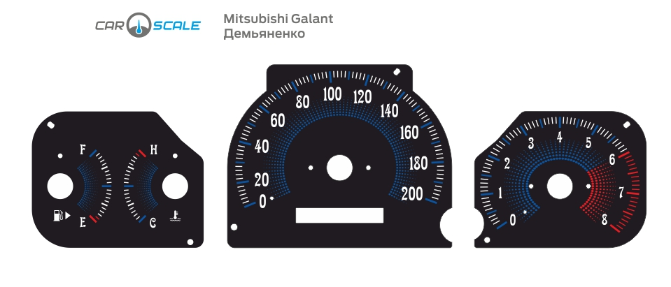 MITSUBISHI GALANT USA 03