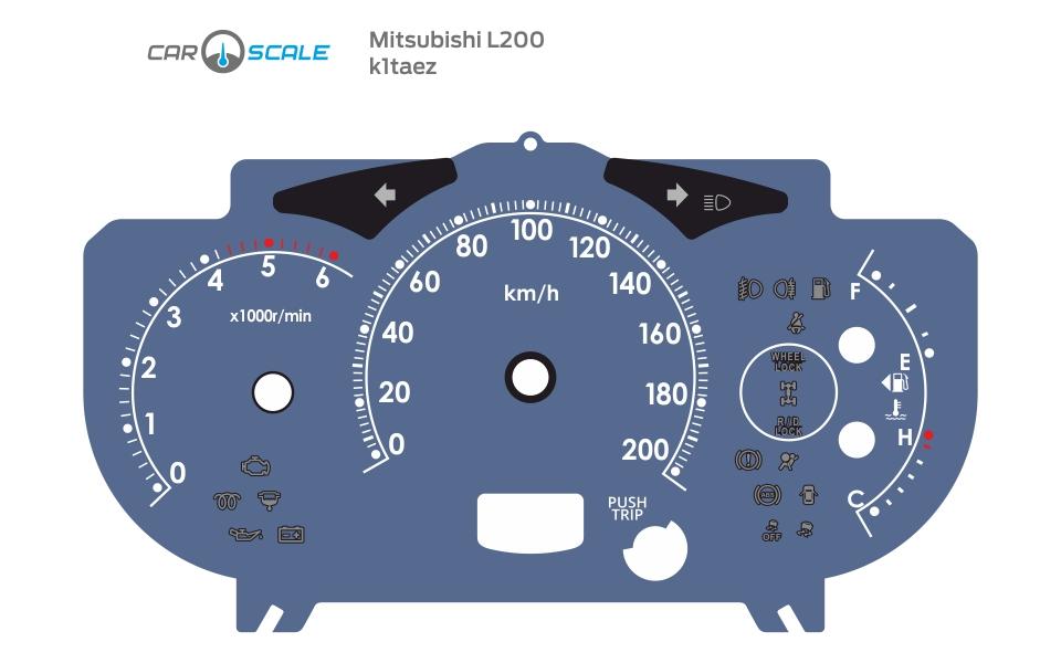 MITSUBISHI L200 01