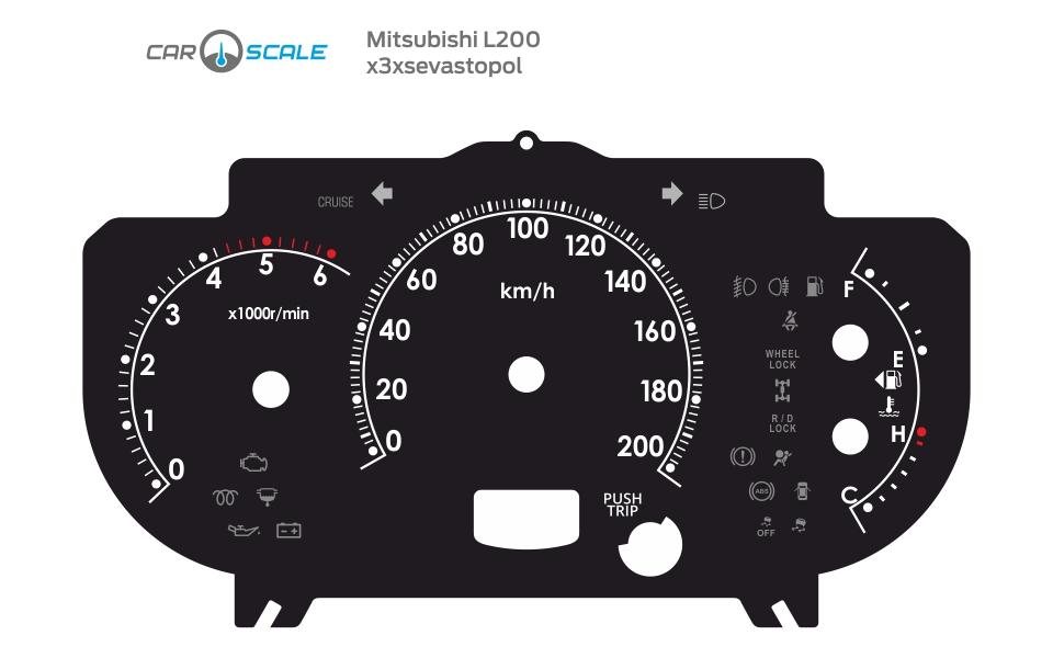 MITSUBISHI L200 02