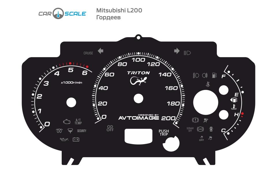 MITSUBISHI L200 03