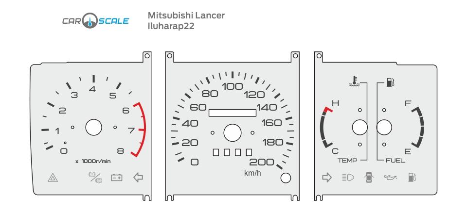 MITSUBISHI LANCER 3 02