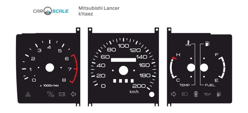 MITSUBISHI LANCER 3 01