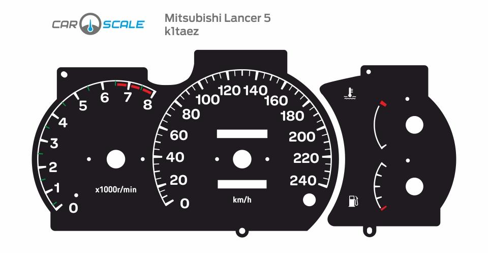 MITSUBISHI LANCER 5 01