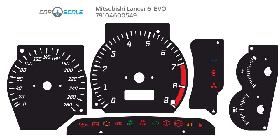 MITSUBISHI LANCER 6 EVO 02