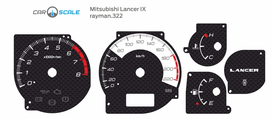 MITSUBISHI LANCER 9 MANUAL 19