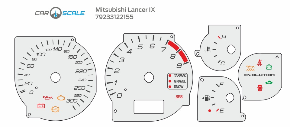 MITSUBISHI LANCER 9 MANUAL 50