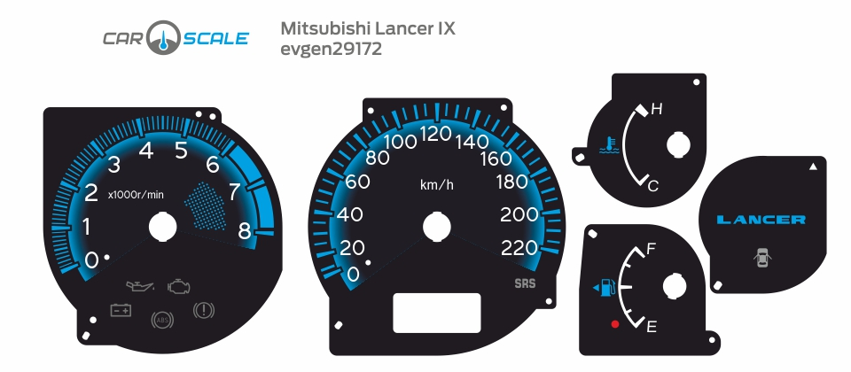 MITSUBISHI LANCER 9 MANUAL 08