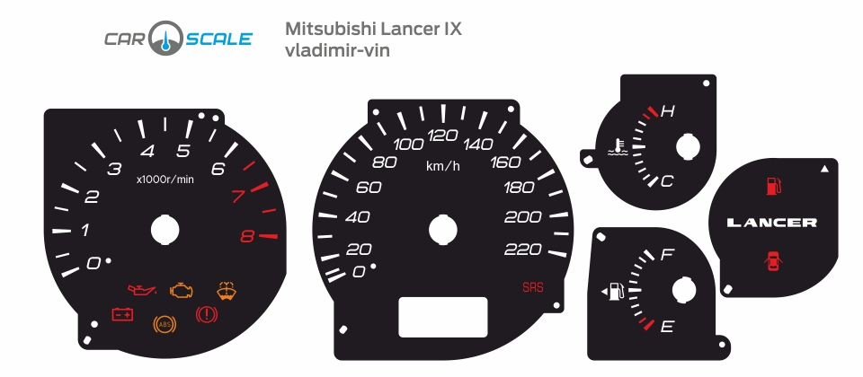 MITSUBISHI LANCER 9 MANUAL 16