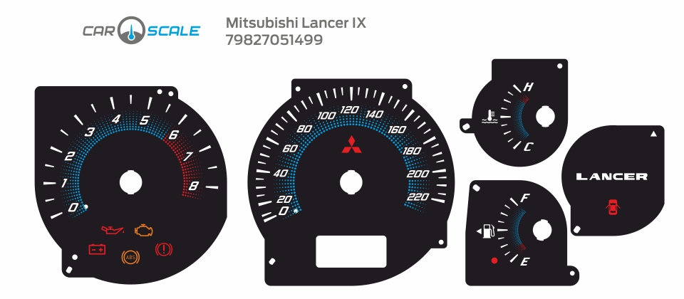 MITSUBISHI LANCER 9 MANUAL 24