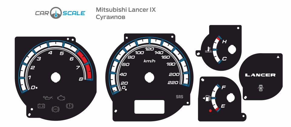 MITSUBISHI LANCER 9 MANUAL 45