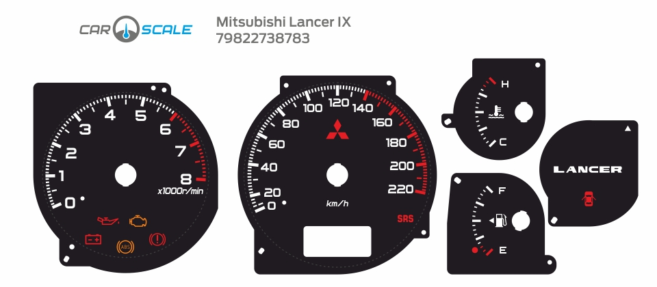 MITSUBISHI LANCER 9 MANUAL 48