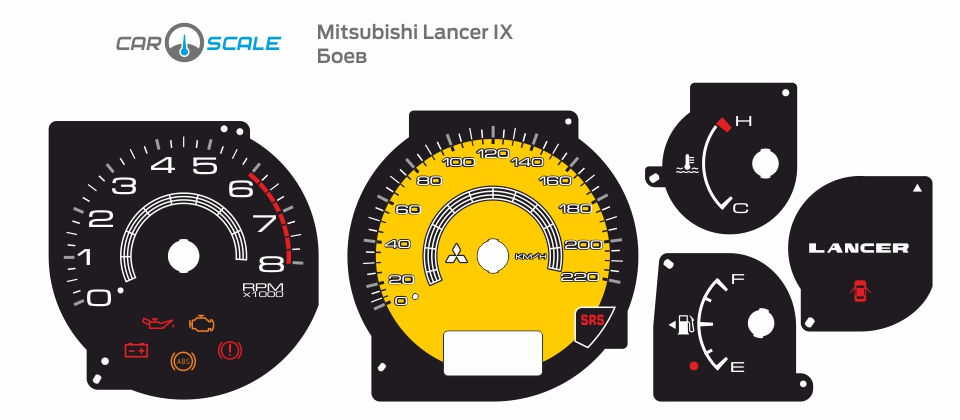 MITSUBISHI LANCER 9 MANUAL 49