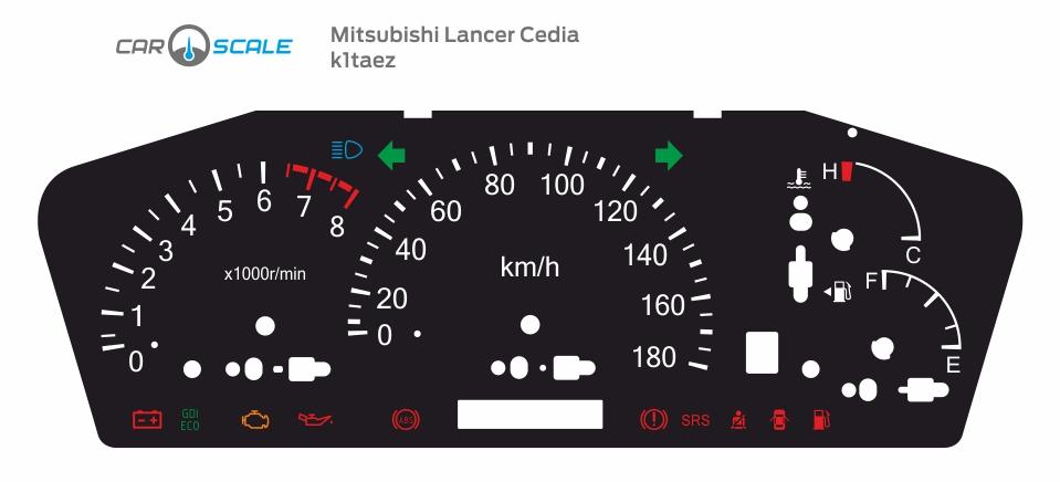 MITSUBISHI LANCER CEDIA 01