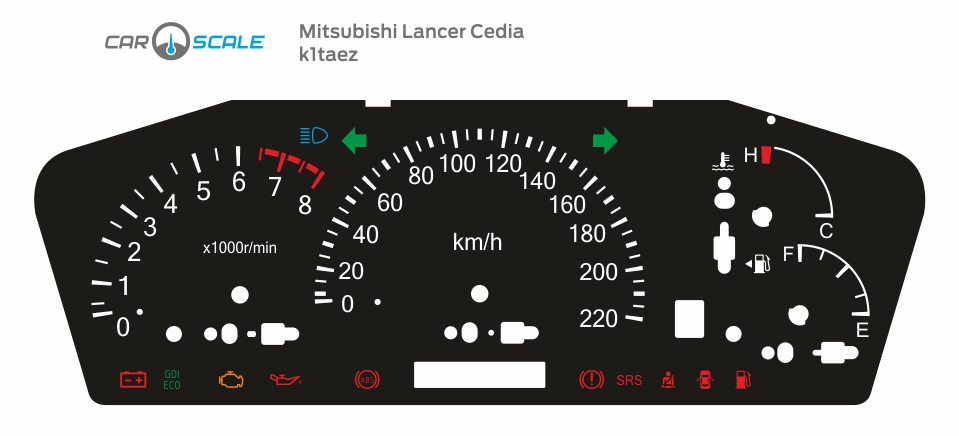 MITSUBISHI LANCER CEDIA 02